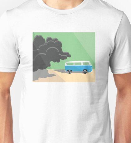 Dharma Van vs Smoke Monster Unisex T-Shirt
