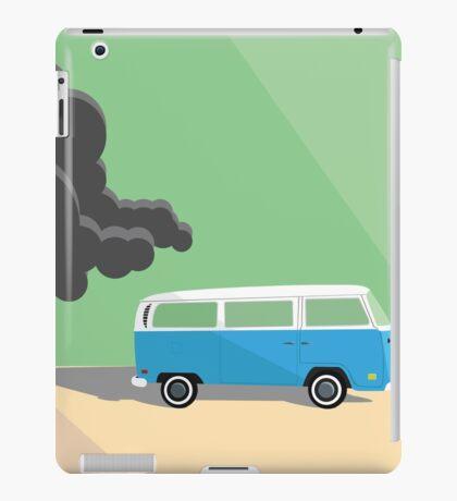 Dharma Van vs Smoke Monster iPad Case/Skin