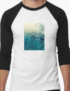 Tree in fog at Cataract Gorge Launceston Tasmania T-Shirt