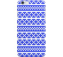 Christmas Patterns iPhone Case/Skin