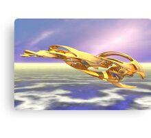 Dream Cruiser Canvas Print