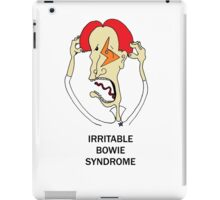 Irritable Bowie Syndrome iPad Case/Skin