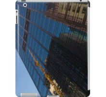Reflecting on Skyscrapers - Downtown Affection iPad Case/Skin