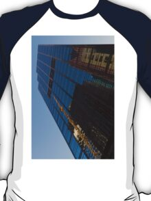 Reflecting on Skyscrapers - Downtown Affection T-Shirt