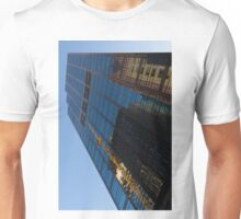 Reflecting on Skyscrapers - Downtown Affection Unisex T-Shirt