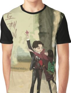 Goblin - Fanart Graphic T-Shirt