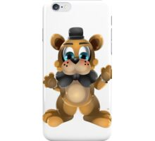 Chibi Freddy Bear iPhone Case/Skin