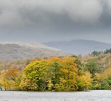 Rydal Water by Chris Tarling
