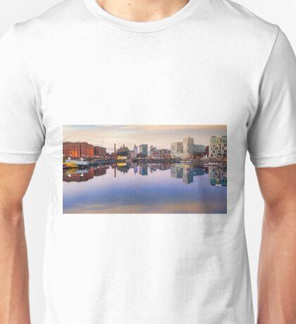 Salthouse Dock Liverpool Unisex T-Shirt
