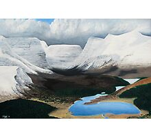 Torridon - after the snowstorm Photographic Print