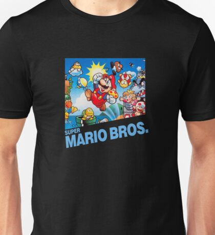 Super mario bros! Unisex T-Shirt