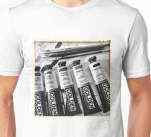 artist's paints Unisex T-Shirt