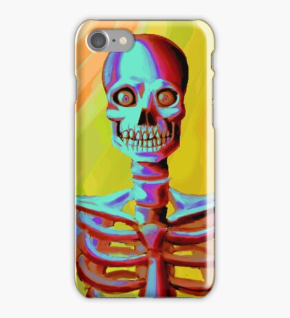 Color XRay iPhone Case/Skin