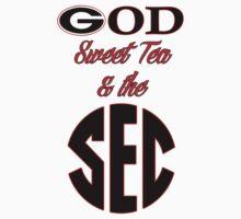 Georgia - God, Sweet Tea, & the SEC by av8id