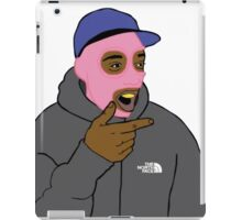 Rejjie Snow  iPad Case/Skin