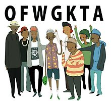 Odd Future Cartoon  by emmagroves