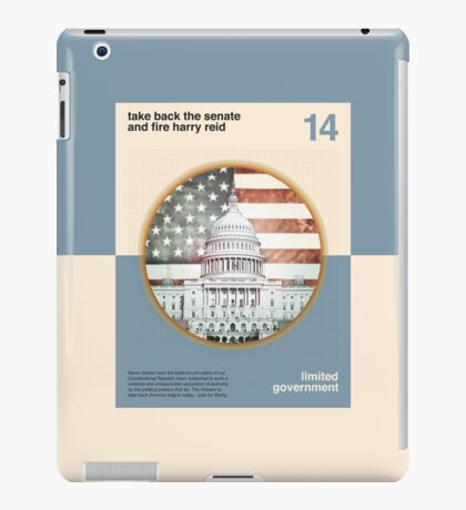 Vote For Liberty iPad Case/Skin