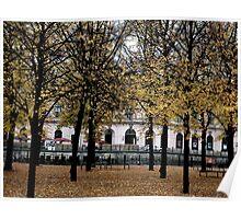 Berlin in Autumn  Poster