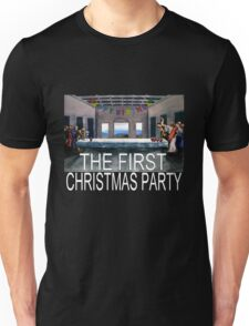 The First Christmas Party Unisex T-Shirt