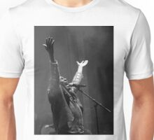 The wonderful Jimmy Cliff 12 (n&b)(h) by expressive photos ! Olao-Olavia by Okaio Créations  Unisex T-Shirt
