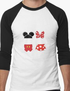 Mickey and Minnie Icons T-Shirt
