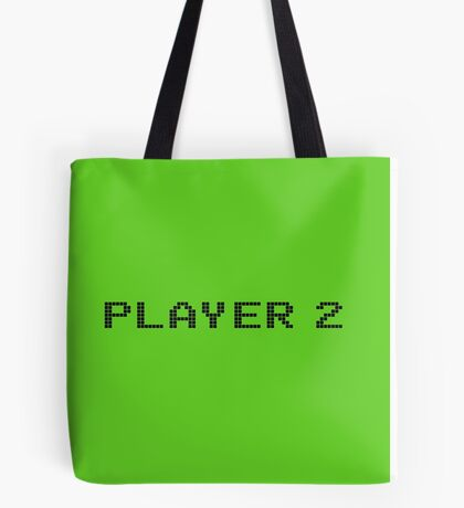 Player 2 Tote Bag