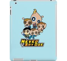Powerpuff Goonies iPad Case/Skin
