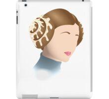 Cinnamon Bun Leia iPad Case/Skin