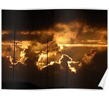 Sunset 3 Poster