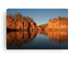 Malkgulumbu, South Western Arnhem Land, Australia Canvas Print