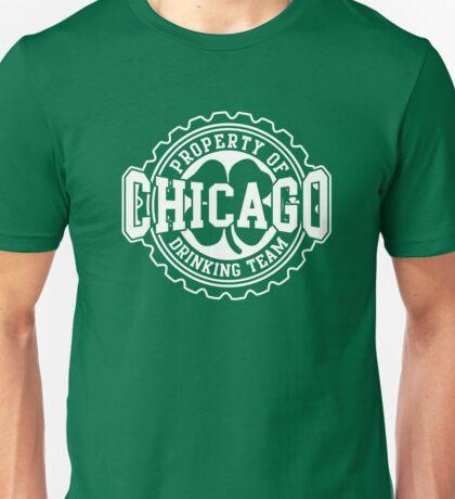 Chicago Irish Drinking Team Beer Cap Unisex T-Shirt