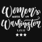 « Women's March on Washington » par ofTHISCITY