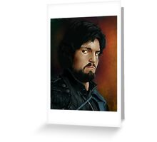 Athos Greeting Card