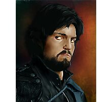 Athos Photographic Print