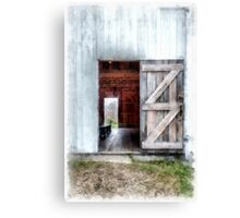 Barn Dance Canvas Print