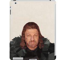 Ned Stark iPad Case/Skin