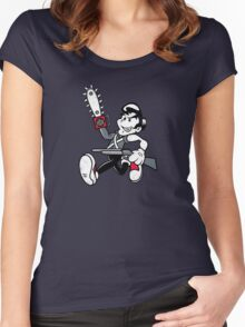 Ash 'Evil Dead' (1920s style) Women's Fitted Scoop T-Shirt