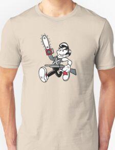 Ash 'Evil Dead' (1920s style) Unisex T-Shirt