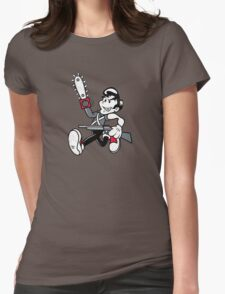Ash 'Evil Dead' (1920s style) Womens Fitted T-Shirt