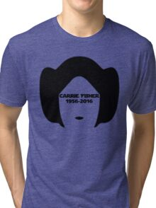 Carrie Fisher Tri-blend T-Shirt