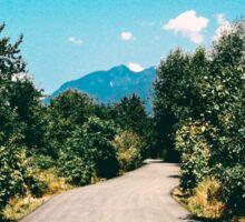 North Vancouver Trail Sticker