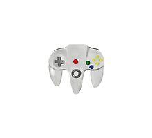 Nintendo 64 Controller by Melissa Middleberg