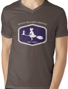 Air Mail Mens V-Neck T-Shirt