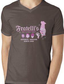 Fratelli's Family Restaurant Mens V-Neck T-Shirt