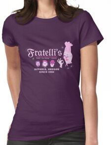 Fratelli's Family Restaurant Womens Fitted T-Shirt