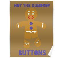Le Gumdrop Buttons  Poster