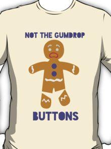 Le Gumdrop Buttons  T-Shirt