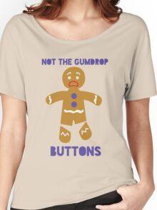 Le Gumdrop Buttons  Women's Relaxed Fit T-Shirt