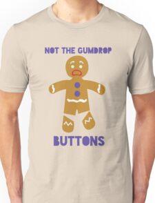 Le Gumdrop Buttons  Unisex T-Shirt