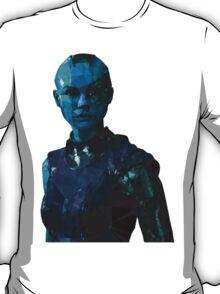 Nebula from Guardians of the Galaxy T-Shirt